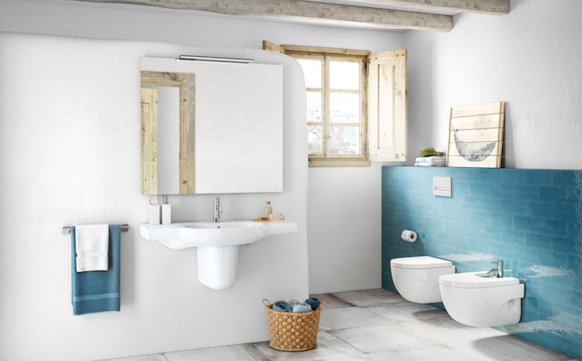 Meridian by Roca Wall Hung Toilet